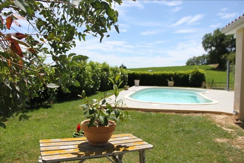 Vente maison / villa Sauveterre de guyenne 260000€ - Photo 9