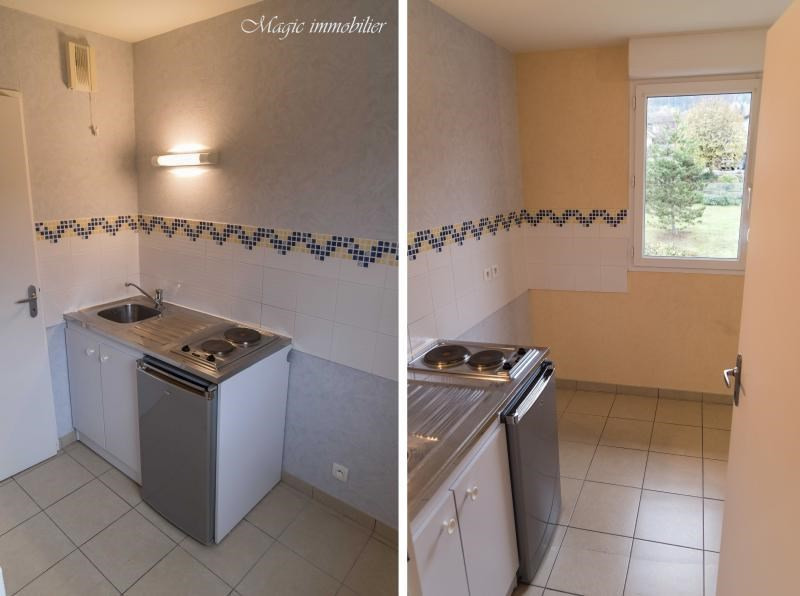 Location appartement Arbent 455€ CC - Photo 5