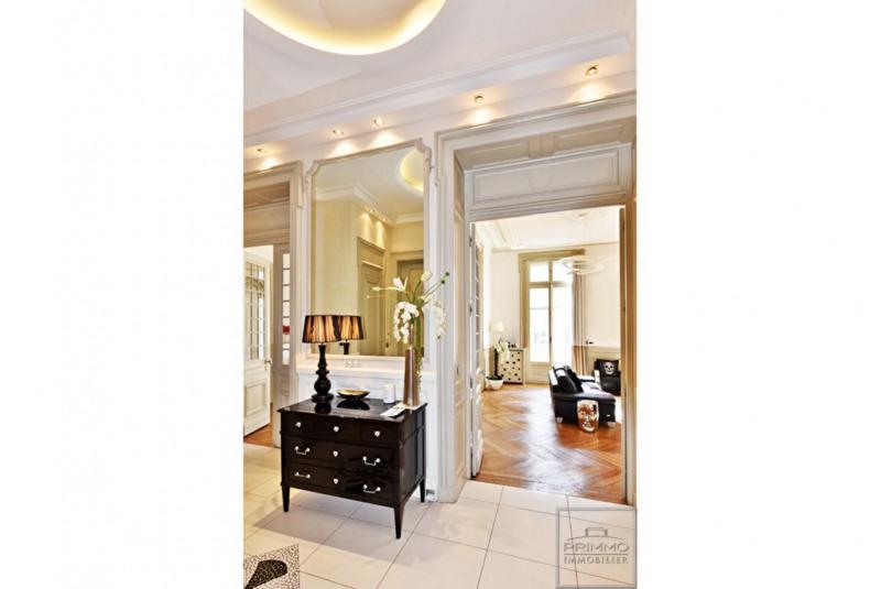 Vente de prestige appartement Lyon 6ème 1450000€ - Photo 8