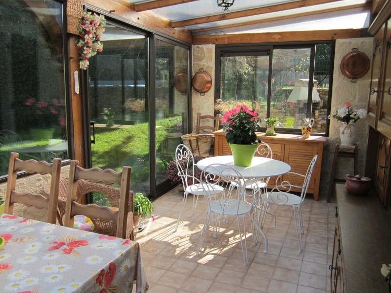 Vente maison / villa Cires les mello 282000€ - Photo 6