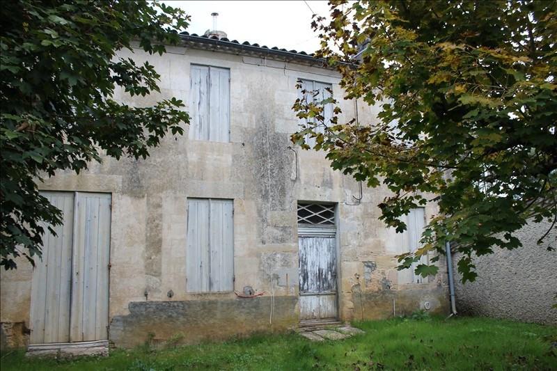 Vente maison / villa Balizac 78000€ - Photo 1