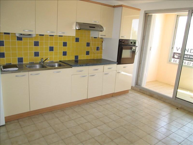 Vente appartement Sete 144000€ - Photo 2