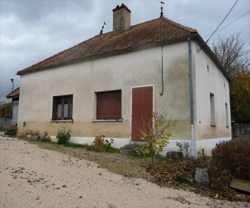 Sale house / villa Brazey en plaine 96000€ - Picture 1