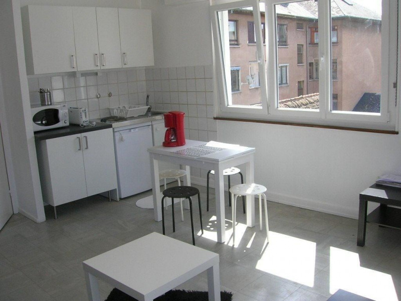 Rental apartment Strasbourg 525€ CC - Picture 1