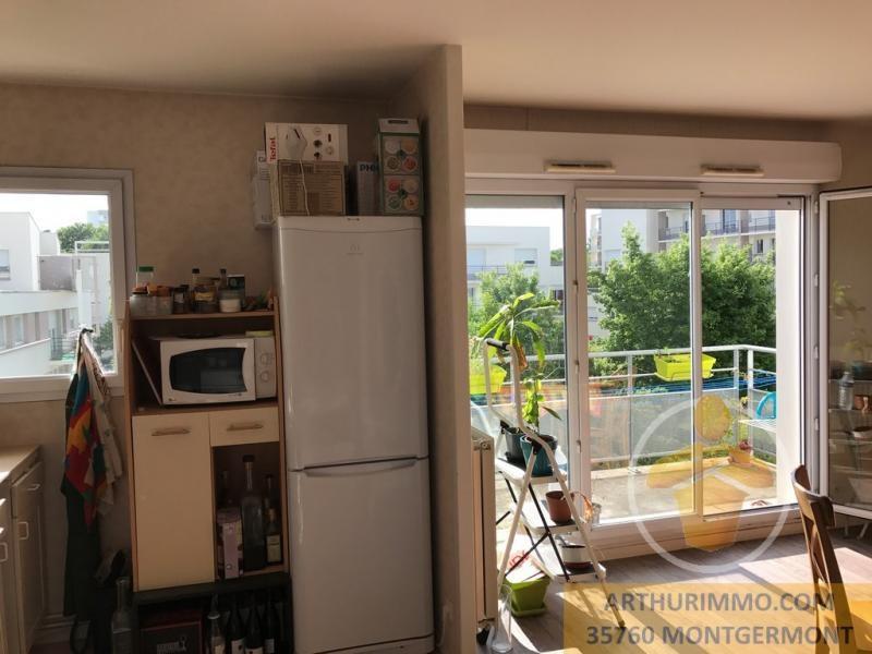 Produit d'investissement appartement Rennes 155700€ - Photo 4