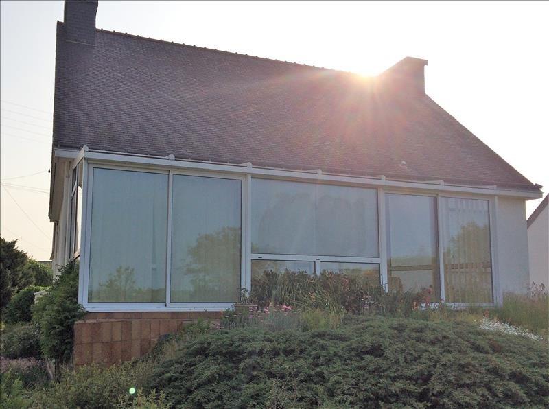 Sale house / villa Mellac 166400€ - Picture 1