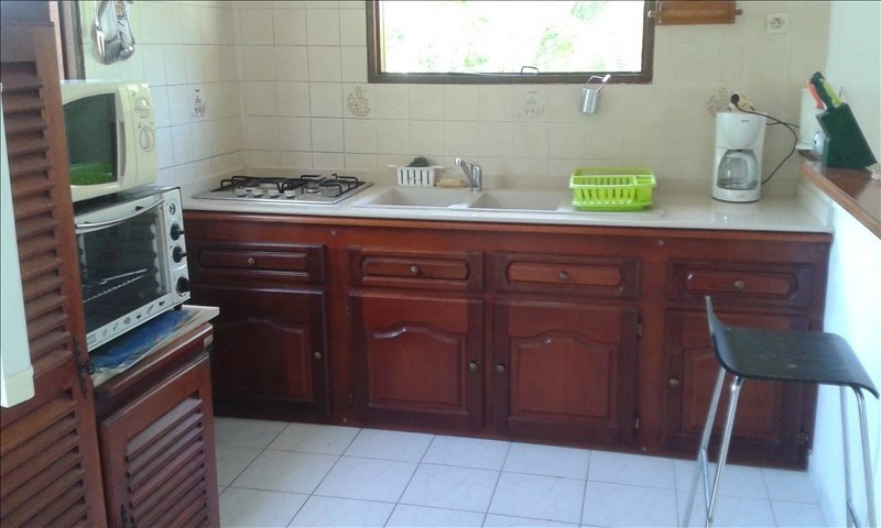 Rental house / villa Saint francois 750€ +CH - Picture 3