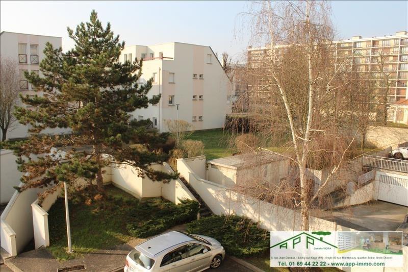 Sale apartment Viry chatillon 184600€ - Picture 5