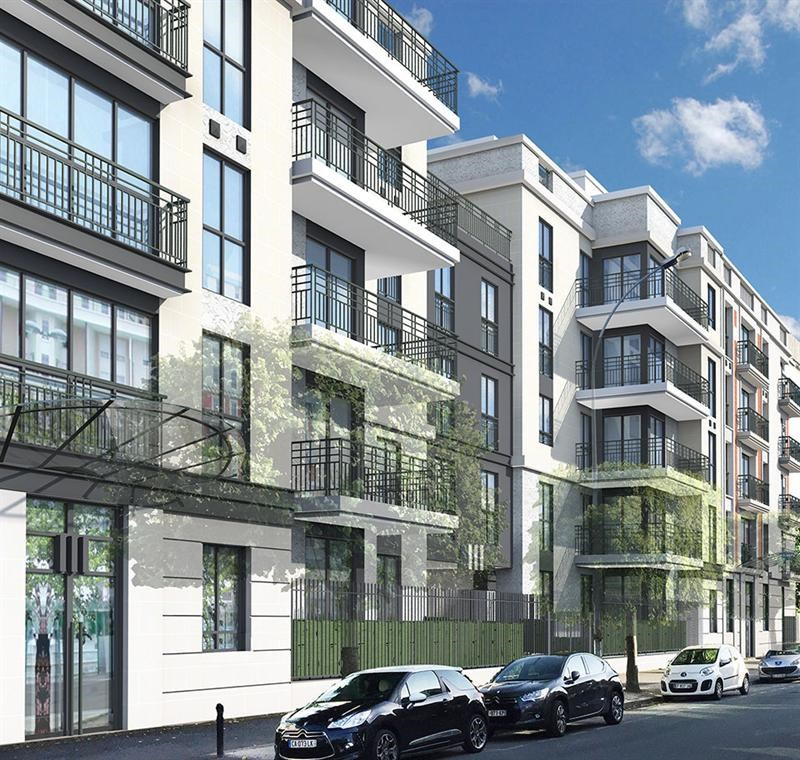 L 39 absolue programme immobilier neuf maisons alfort for Programme immobilier neuf maison