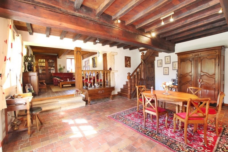 Vente maison / villa Toussieux 456000€ - Photo 3