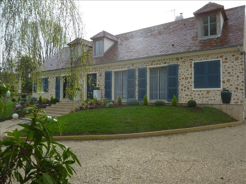 Vente de prestige maison / villa Montfort l amaury 1295000€ - Photo 1