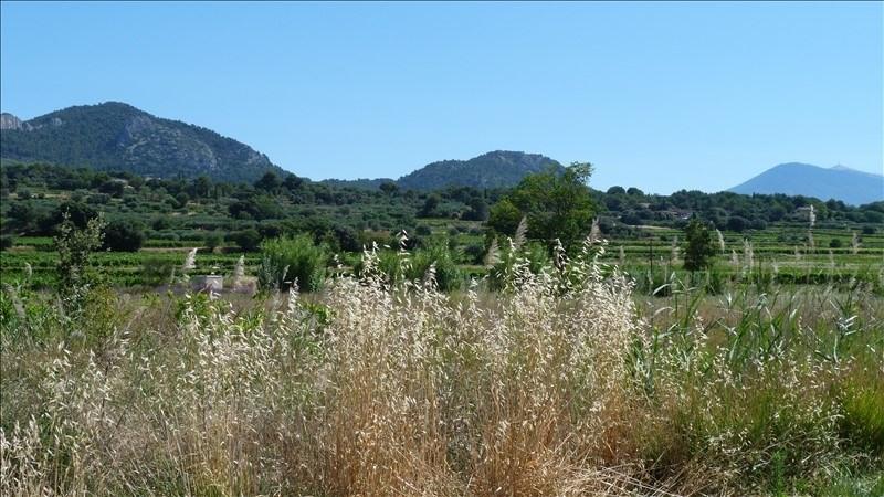 Vente terrain Beaumes de venise 160000€ - Photo 3