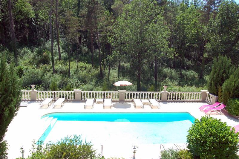 Revenda residencial de prestígio casa Tourrettes 895000€ - Fotografia 6