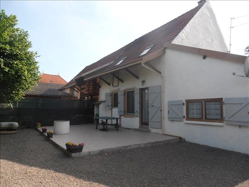 Vente maison / villa Cuisery 129000€ - Photo 1