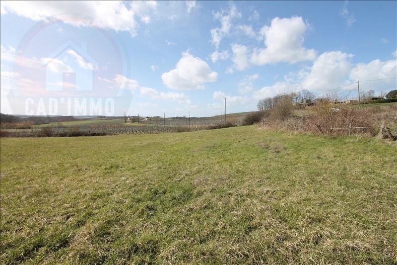 Vente terrain Rouffignac de sigoules 27500€ - Photo 3