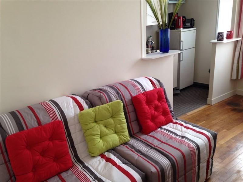 Rental apartment Asnieres sur seine 995€ CC - Picture 1