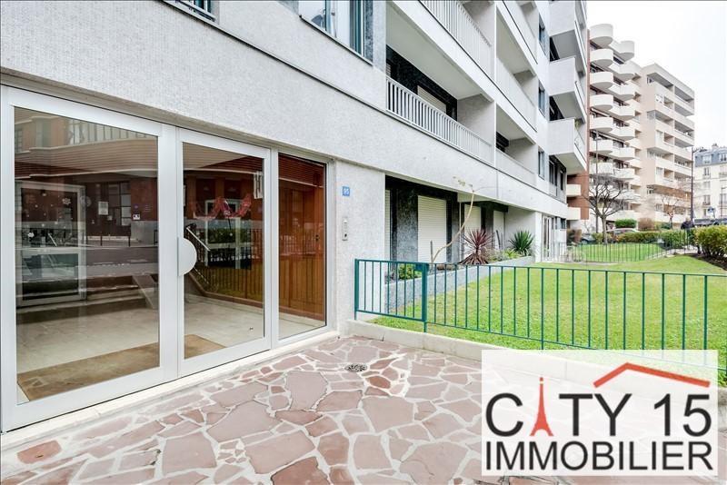 Sale apartment Paris 15ème 505000€ - Picture 2