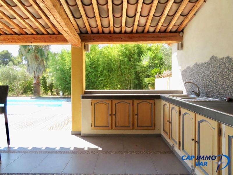 Vente de prestige maison / villa Le castellet 795000€ - Photo 5