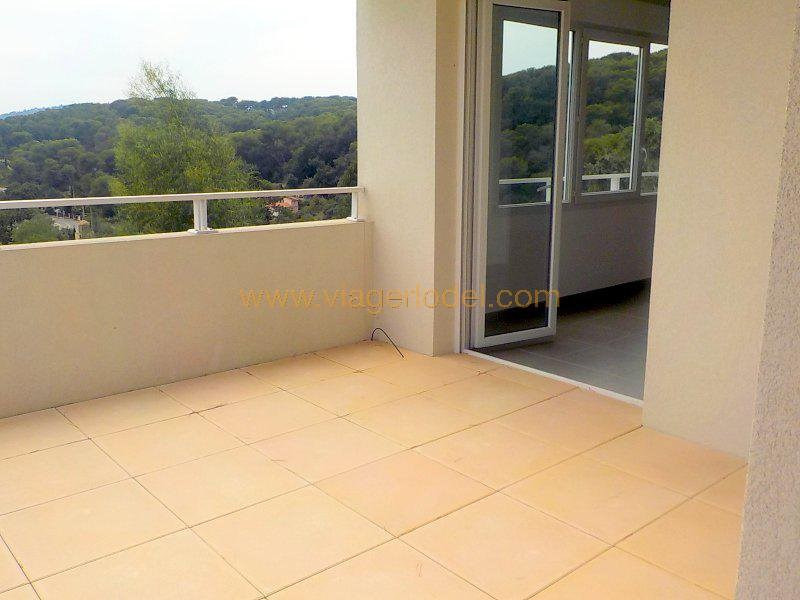 Life annuity apartment Antibes 273 000€ - Picture 10