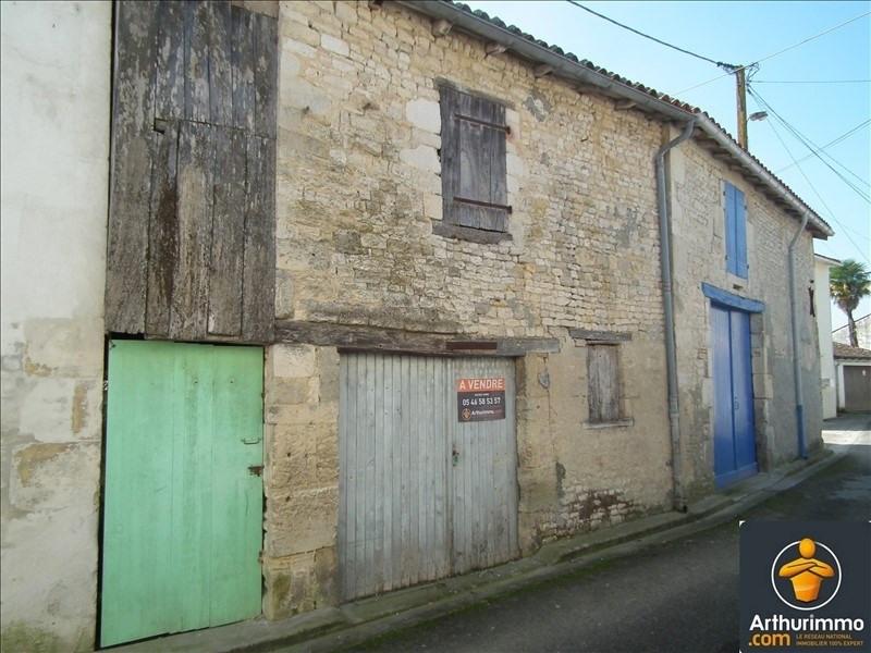 Vente maison / villa Matha 11500€ - Photo 1