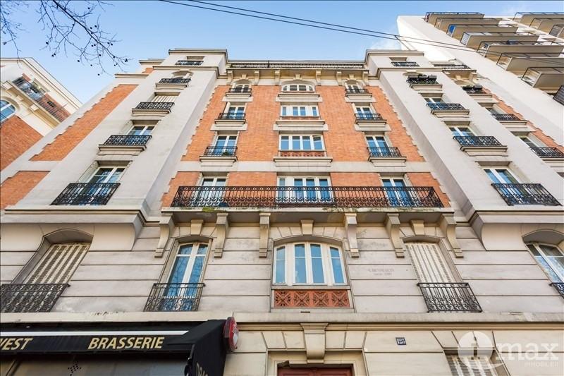 Sale apartment Paris 18ème 420000€ - Picture 5