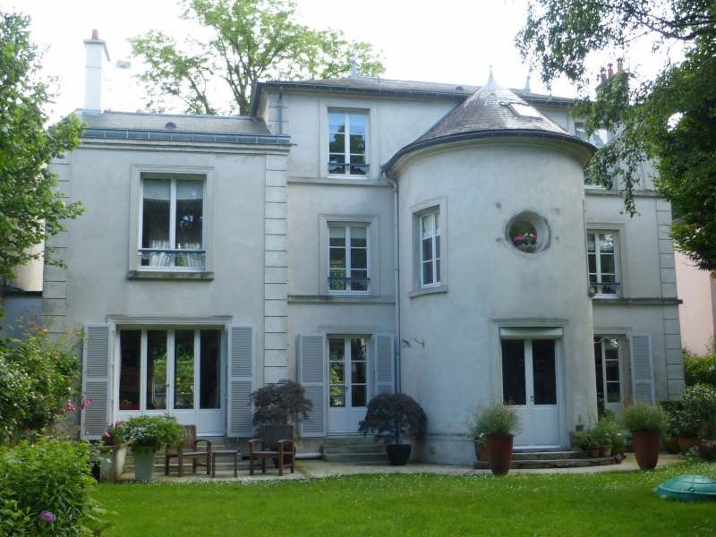 Deluxe sale house / villa Montmorency 1 190 000€ - Picture 1