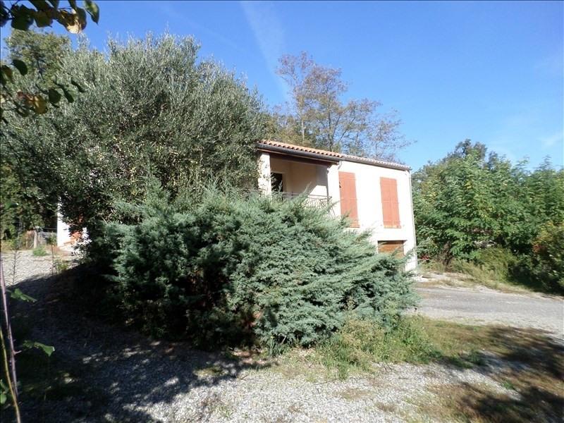 Vente maison / villa Bouloc 300000€ - Photo 1