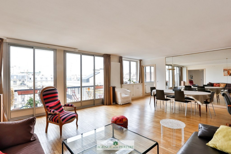Deluxe sale apartment Paris 17ème 1 190 000€ - Picture 1