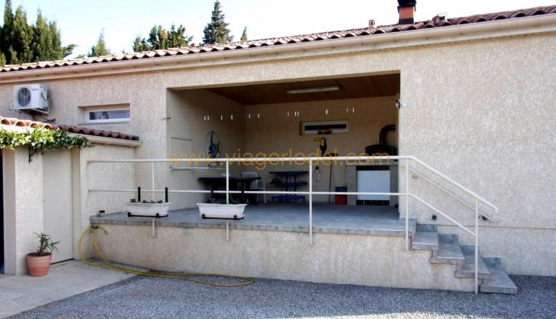 Vendita nell' vitalizio di vita casa Bizanet 65000€ - Fotografia 19