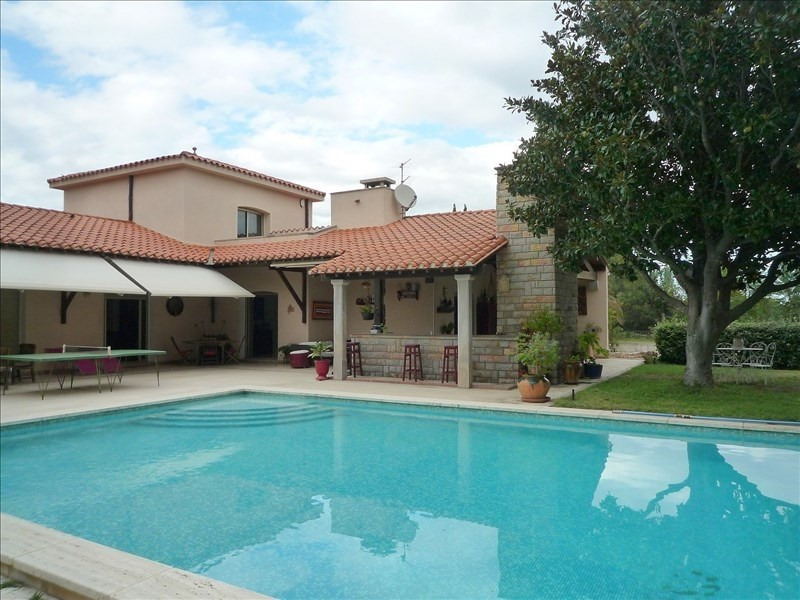 Vente de prestige maison / villa Thuir 672 000€ - Photo 1