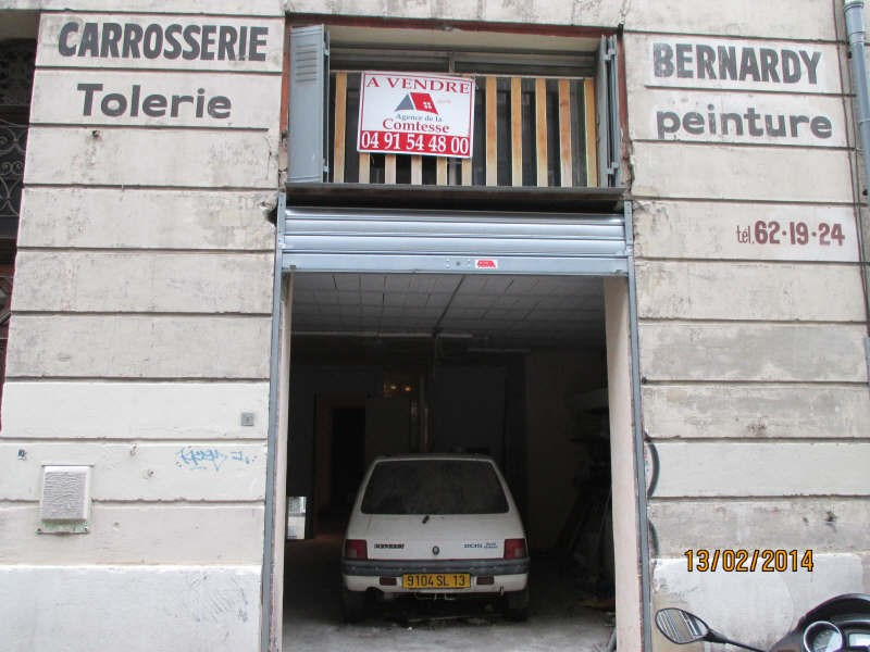 Vente local commercial Marseille 1er 168000€ - Photo 9