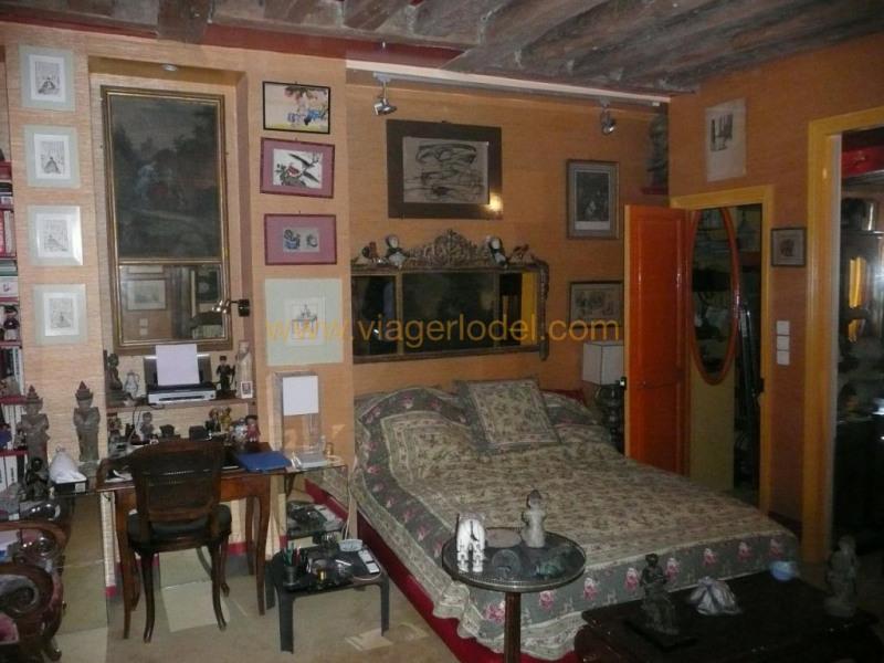 Life annuity apartment Paris 7ème 310000€ - Picture 3