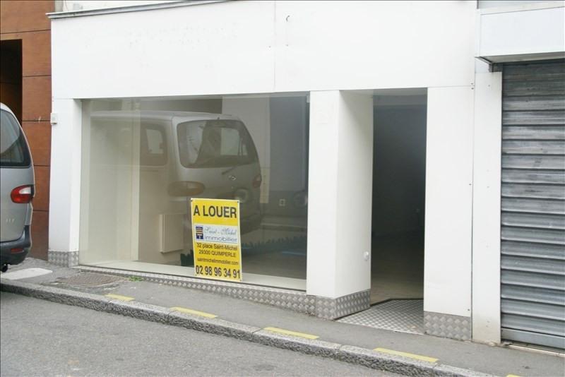 Location boutique Quimperle 500€ HT/HC - Photo 1