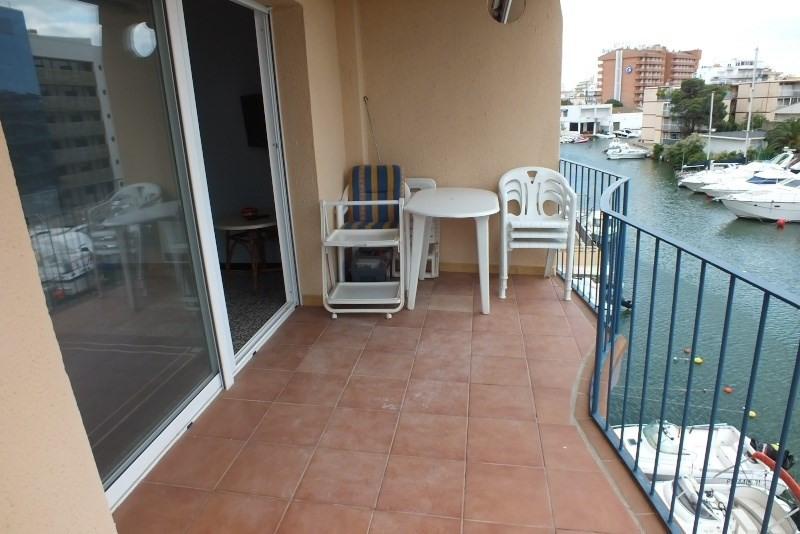 Location vacances appartement Roses santa-margarita 512€ - Photo 2