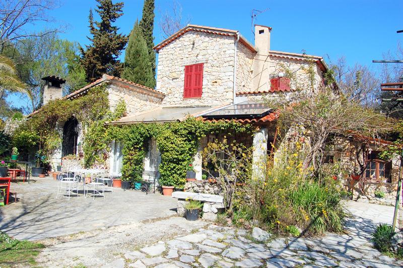 Revenda residencial de prestígio casa Tourrettes 1575000€ - Fotografia 1