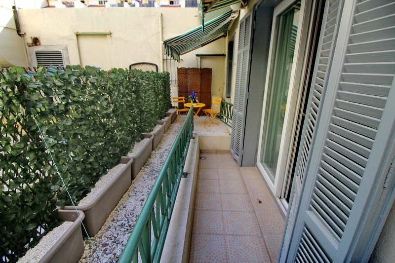 Sale apartment Nice 378 000€ - Picture 8