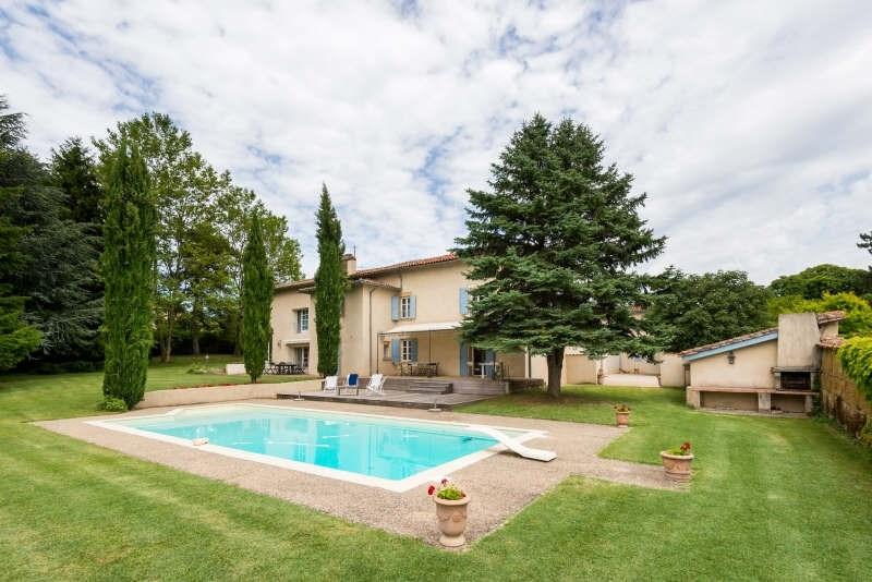 Venta de prestigio  casa Vienne sud 890000€ - Fotografía 1