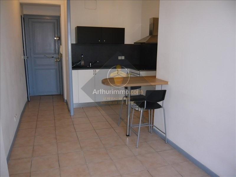 Location appartement Sete 510€ CC - Photo 1