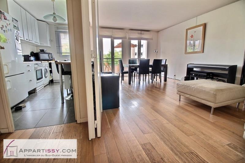 Sale apartment Montrouge 580000€ - Picture 3