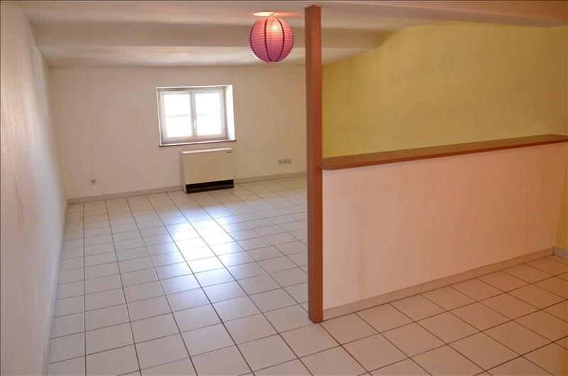 Rental apartment Nantua 365€ CC - Picture 1