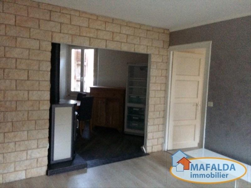 Vente appartement Saint jeoire 138000€ - Photo 1