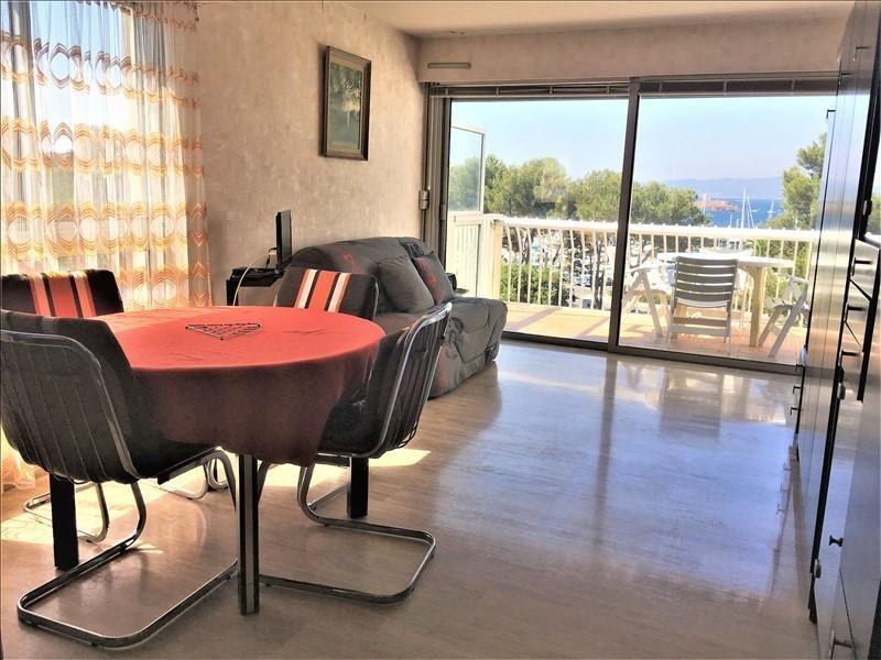 Vacation rental apartment St raphael 525€ - Picture 2