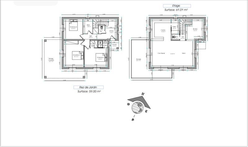 Vente maison / villa Speracedes 335000€ - Photo 6