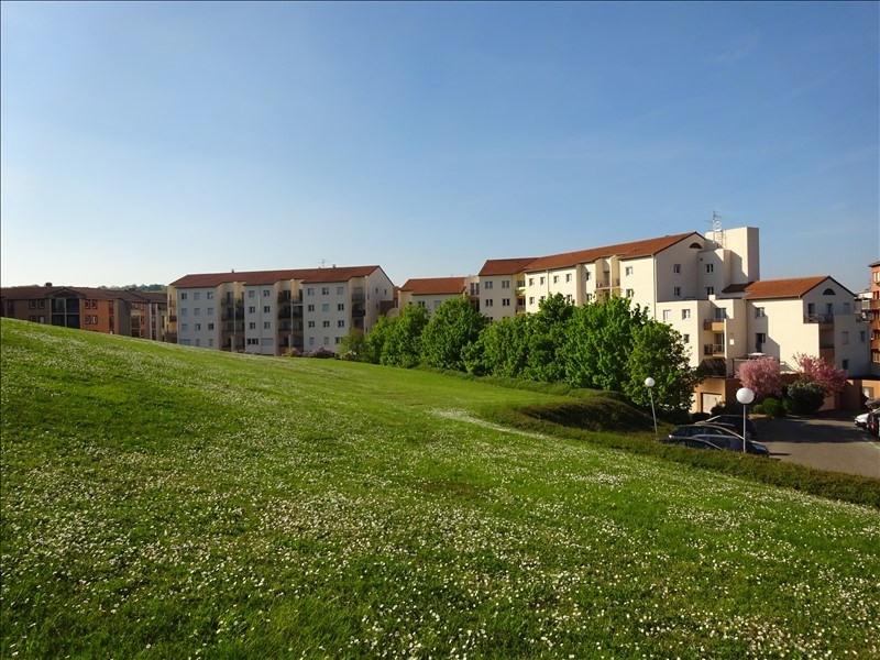 Verkoop  appartement St genis laval 145000€ - Foto 4