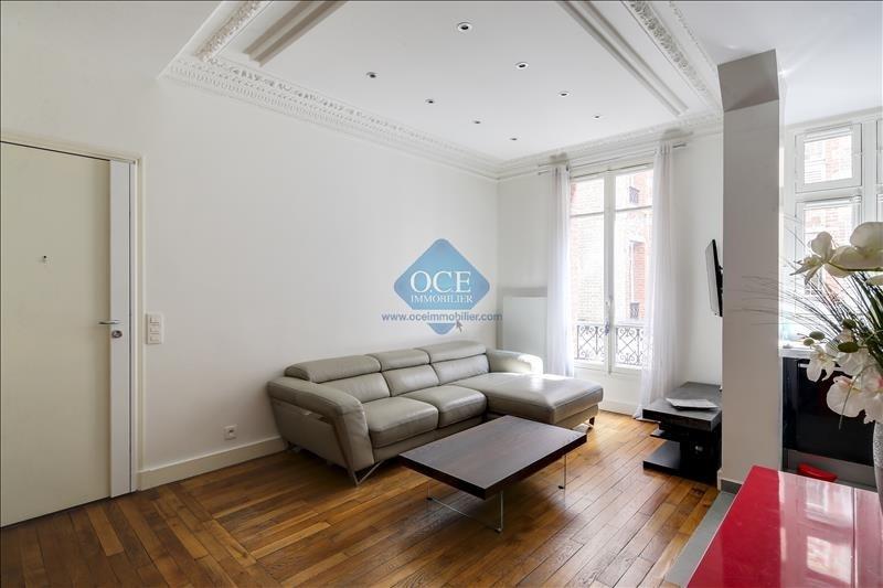 Sale apartment Paris 5ème 780000€ - Picture 3