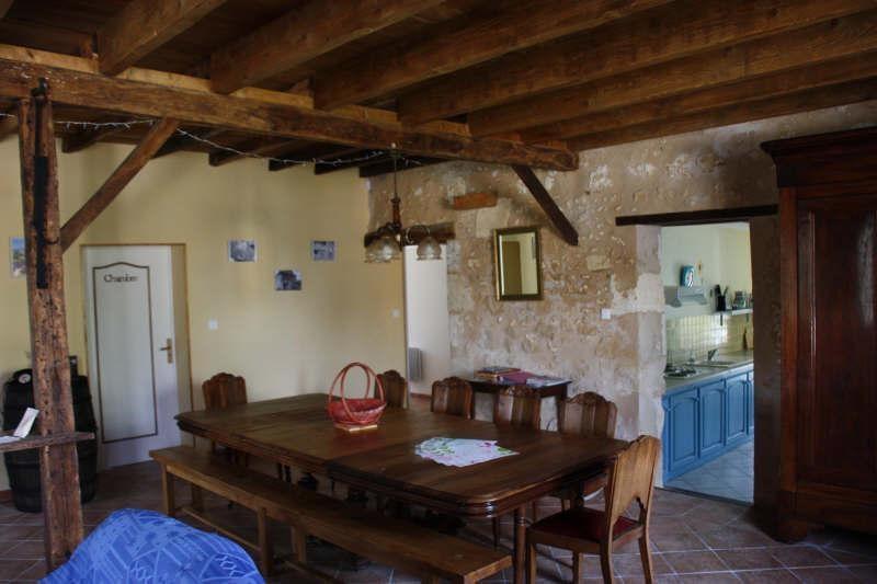 Vente maison / villa Montpon menesterol 210000€ - Photo 5