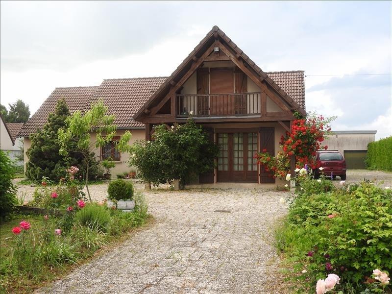 Vente maison / villa Chatillon sur seine 172000€ - Photo 1