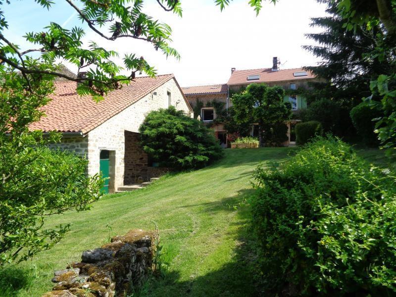 Vente maison / villa Bessines sur gartempe 418000€ - Photo 2