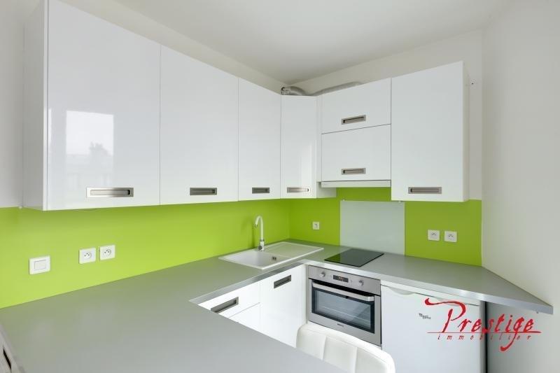 Sale apartment Paris 18ème 225000€ - Picture 4