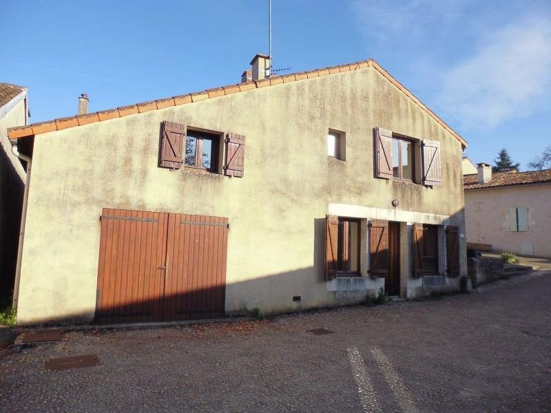 Vente maison / villa Nouaille maupertuis 105800€ -  1